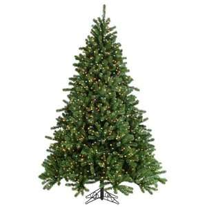 Grand Canyon Spruce Full Pre Lit Christmas Tree Christmas Decor