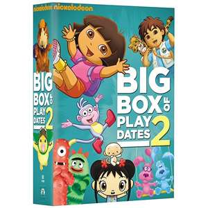 Big Box Of Play Dates Vol. 2 Gift Set (Full Frame) TV Shows