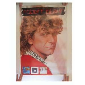 Robert Plant Poster Led Zeppelin